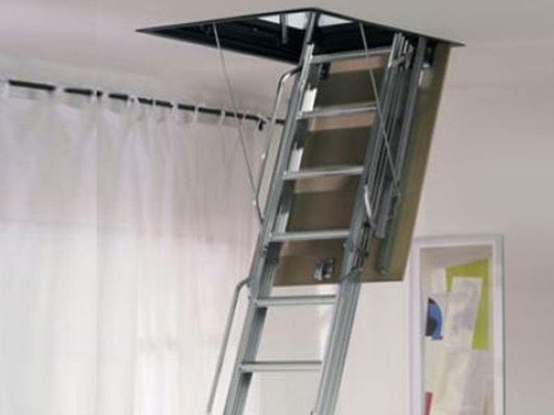 Manchester Homeowners - Avoid These Three Dangerous And Expensive Loft Ladder Mistakes